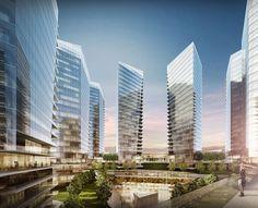 San Jeronimo Towers for Edmonds International. Visit our website at http://vertex3dstudio.com/