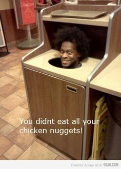 bahaha @Lisa heysteck :)) we should do it At mcdonalds