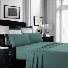Andover Mills Gaythorne 100% Polyester Sheet Set Size: Extra-Long Twin, Color: Moonlight Blue