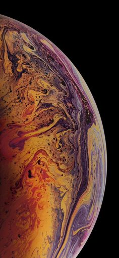 Download the 3 iPhone XS Max Wallpapers of Bubbles   OSXDaily   Iphone wallpaper earth, Original iphone wallpaper, Apple wallpaper iphone