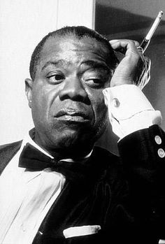 eda335bb66f Louis Armstrong (August 1901 – July was an American jazz trumpeter and  singer. Old time radio shows on or regular CDs.