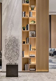 Modern room partitions have many uses. They can divide a large room into smaller areas, separate a room, enhance your … Living Room Partition Design, Room Partition Designs, Living Room Divider, Room Partition Wall, Partition Ideas, Tv Wall Design, Interior Design Living Room, Living Room Designs, Modern Living Room Design
