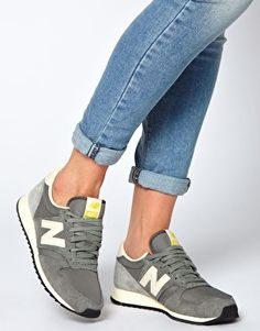 New Balance 420 Light Grey