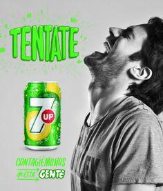"""""""Risas"""" es el nombre de la campaña de BBDO para 7up en la Argentina. La propuesta es buscar entre la gente a la risa más contagiosa, sabiendo que una buena risa genera el cambio de humor que se nec..."""