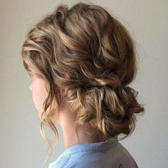 Easy and Cute Hair Updo Ideas Updo with Bangs: Blonde Updo Updo for Wavy Hair: Curly Lose Updo: French Roll Updo: Side Bun Updo: Low Tuck Updo: Bridal Updo: Blonde French Roll: Beautiful Loose Twisted Updo: Simple Low Bun Updo with Jewelry: Low Curly Roll Updo (silver-details): Mid Ponytail Updo: Fishtailed Updo: Upside Down Braid …
