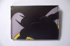 Recycled Comic Book Wallet / Cardholder by DumbKidDesigns