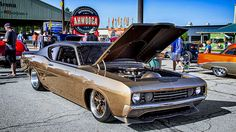 1969 Ford Torino GTP Special