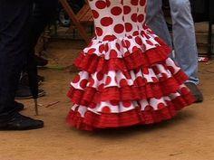 セビリアの春祭り「フェリア・デ・アブリル」