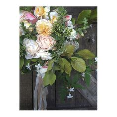 July Bridal Bouquet by The Garden Gate Flower Company