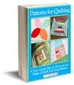 Patterns for Quilting: 8 Free Quilt Block Patterns to Make a Quilt for Your Home