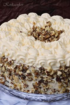 Oatmeal, Food And Drink, Pie, Baking, Breakfast, Cakes, Mascarpone, Kuchen, The Oatmeal