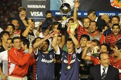 2010 Club Atletico Independiente Campeon Copa Sudamericana.