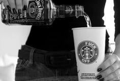 fuck off, jack daniels, starbucks Tumblr Wallpaper, Wallpaper Backgrounds, Wallpapers, Jack Daniels, Ketchup, Jessica Jones Marvel, Coffee Bottle, Heavy Metal, Happy Hour