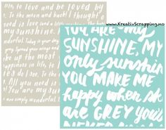 Express yourself with the Script Embossing Folder by We R Memory Keepers. The printed grid allows for accurate placement of paper inside the embossing folder Online Scrapbook, Scrapbooking, Scrapbook Pages, Paper Craft Supplies, Scrapbook Supplies, Paper Crafts, We R Memory Keepers, Graphic Quotes, Custom Stamps