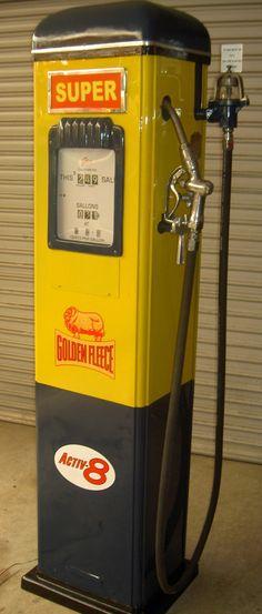 Restored Antique Gas Pumps Amp Lights For Sale Vintage Gas