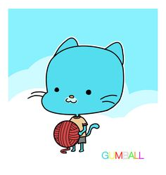 The Amazing World of Gumball by tylermeows on DeviantArt