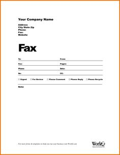 fax word template professional cover sheet free pdf letter resume best free home design idea inspiration - Examples Of Fax Cover Letters