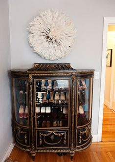 dream shoe storage.