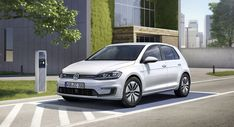 Volkswagen Says Its All-Electric E-Golf Is Almost Sold Out #news #Electric_Vehicles