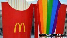 Evangelista pide boicot para McDonald's por promover Mes del Orgullo Gay