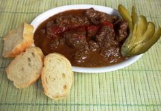 Food And Drink, Cooking Recipes, Pudding, Beef, Dishes, Desserts, Main Courses, Main Course Dishes, Plate