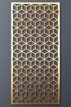 Effect picture of laser cut pattern Laser Cut Screens, Laser Cut Panels, Laser Cut Metal, Decorative Metal Screen, Decorative Panels, Railing Design, Gate Design, Jaali Design, Cnc Cutting Design