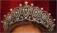 Königliche Juwelen: Königin Maria-Christinas Loop Tiara