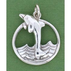http://purpleleopardboutique.com/1318-3570-thickbox/sterling-silver-dolphin-wave-pendant-.jpg Dolphin wave sterling silver charm.