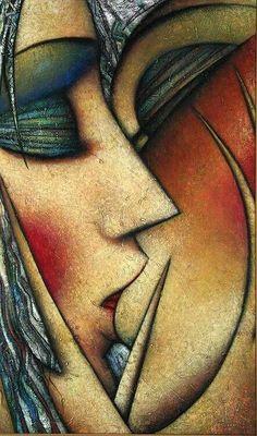 Andrei Protsouk「French Kiss」