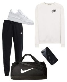 """""""Untitled #17"""" by tamas-erdos on Polyvore featuring NIKE, Sefton, men's fashion and menswear"""