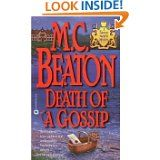 First in Hamish Macbeth series by MC Beaton.  She also has other series that I've not read yet.