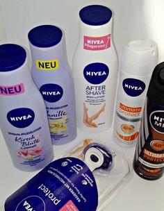 NIVEA Gewinnspiel #Gewinnspiel nur noch heute teilnehmen und ein tolles Nivea Paket gewinnen. #sponsored