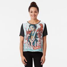 Ninja, Loose Fit, Vintage T-shirts, Ufc, Tank Man, Comics, Designs, Mens Tops, T Shirt