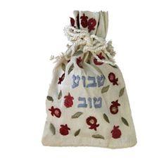 Embroidered Havdalah Besamim Spice Bag and Cloves - Shavua Tov - by Yair Emanuel Yair Emanuel http://www.amazon.com/dp/B007PIQG94/ref=cm_sw_r_pi_dp_aaUUub16F7AYP
