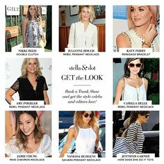 Stella & Dot Get the Look