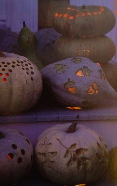 Pumpkins for Samhain