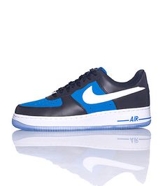 Nike Air Force One Men's Snakeskin Athletic Sneakers