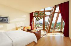 Gehry Suite, Hotel Marques de Riscal, Elciego, Spain