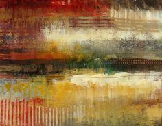 Josiane Childers: Desert Skies (30x40 oil on canvas)