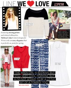 Line We Love: Wren - Celebrity Style and Fashion from WhoWhatWear