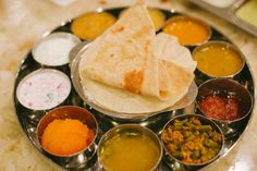 First Timer's guide to Indian  restaurant