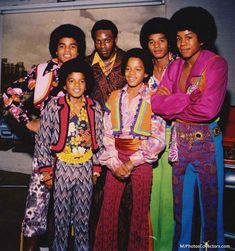 with Paul Roberson The Jackson Five, Jackson Family, Janet Jackson, Photos Of Michael Jackson, Michael Jackson Bad Era, Jackson Music, Black Actors, The Jacksons, Soul Music