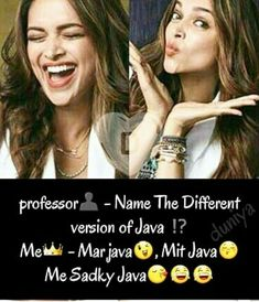 Ye to hum Bolte hai but dhire se . Innocent Girl Quotes, Girly Attitude Quotes, Girly Quotes, Crazy Girl Quotes, Funny Girl Quotes, Funny Memes, Girly Facts, Comedy Jokes, Naughty Quotes