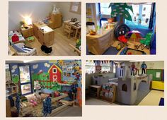 Changing up the role play area can really help a child's personal, social and emotional development. Different and out of the box ideas can really get children exploring and thinking.