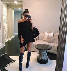 Kylie Jenner style, fashion, boots