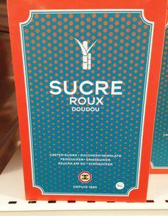 Chanel Supermarket / Chanel Shopping Center / Supermarche. Paris Fashion Week 2014. Grand Palais. Brown sugar