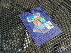 Tag with stamps (may 2014)