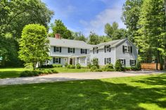 The Perfect Home ... 5 Haskell Lane, Darien CT. Represented by Eileen Hanford. to see more eye candy on this home go to https://www.halstead.com/sale/ct/darien/5-haskell-lane/house/99149529
