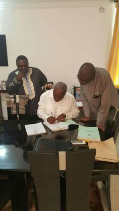 Mahama files; has Akufo-Addo et al. to contend with - GhanaWeb