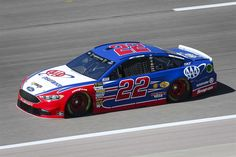 Starting lineup for Go Bowling 400  Saturday, May 13, 2017  Joey Logano will start second in the No. 22 Team Penske Ford.  Crew chief: Miles Stanley*  Spotter: Tab Boyd  *Crew chief Todd Gordon is suspended.  Photo Credit: Barry Cantrell NKP  Photo: 2 / 40
